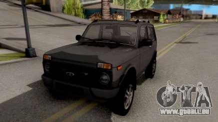 Lada Niva Urban V2 Stock pour GTA San Andreas