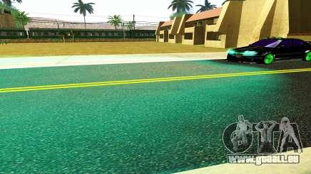 HID KIT BI-XENON H4 6000K pour GTA San Andreas
