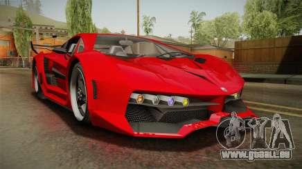 GTA 5 Pegassi Lampo RSC-17B pour GTA San Andreas
