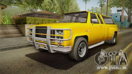 GTA 5 Vapid Bobcat XL pour GTA San Andreas