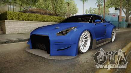 Nissan GT-R R35 NFSUC Tuning pour GTA San Andreas