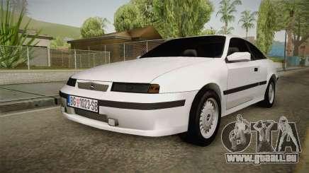 Opel Calibra Mafia für GTA San Andreas