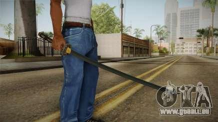 Katana pour GTA San Andreas