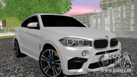 BMW X6M F86 pour GTA San Andreas