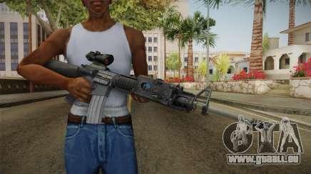 M16A4 ACOG für GTA San Andreas