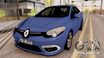 Renault Fluence 2016 pour GTA San Andreas