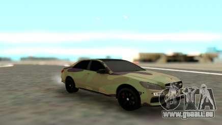 Brabus S63 für GTA San Andreas