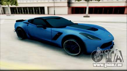 Chevrolet Corvette Stingray pour GTA San Andreas