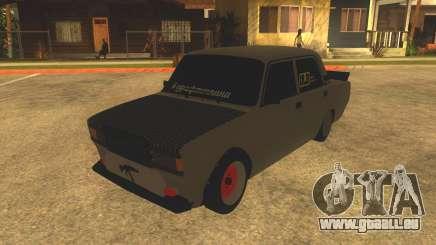 VAZ 2107 Drift für GTA San Andreas