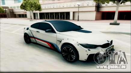 BMW M4 Perfomance pour GTA San Andreas