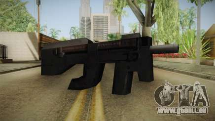 Driver: PL - Weapon 4 pour GTA San Andreas
