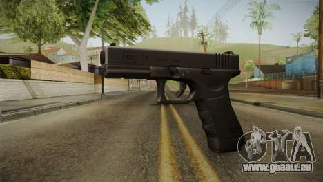Glock 17 3 Dot Sight pour GTA San Andreas