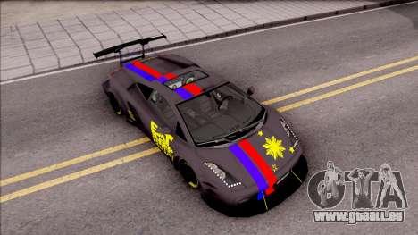 Lamborghini Gallardo Philippines v2 für GTA San Andreas rechten Ansicht