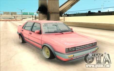 Volkswagen Jetta MK2 pour GTA San Andreas