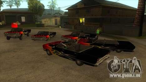 Visual Car Copypaster v1.0 pour GTA San Andreas cinquième écran