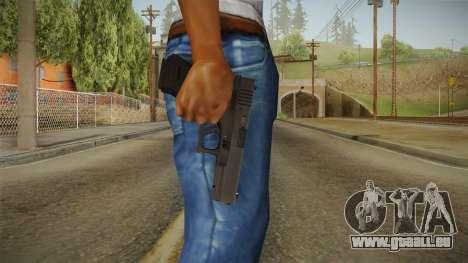 Glock 17 pour GTA San Andreas troisième écran
