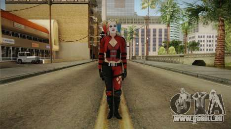 God Eater 2: Rage Burst - Erina der Vogelweid pour GTA San Andreas deuxième écran