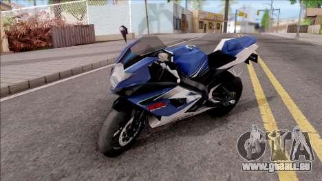 Suzuki GSX-R für GTA San Andreas