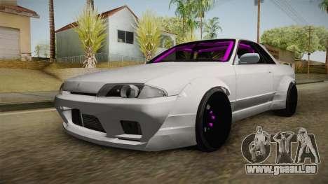 Nissan Skyline R32 Rocket Bunny pour GTA San Andreas