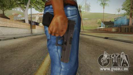 Glock 17 3 Dot Sight pour GTA San Andreas troisième écran