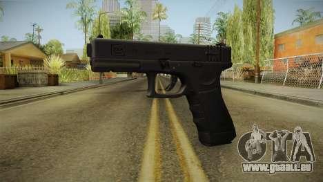 Glock 18 3 Dot Sight pour GTA San Andreas
