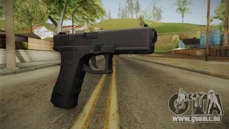 Glock 18 pour GTA San Andreas