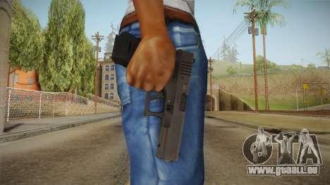 Glock 18 Blank Sight pour GTA San Andreas troisième écran