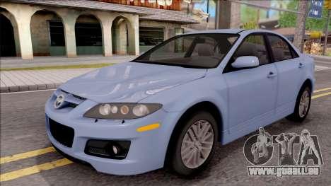 Mazda 6 MPS für GTA San Andreas