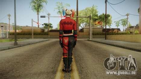 God Eater 2: Rage Burst - Erina der Vogelweid pour GTA San Andreas troisième écran