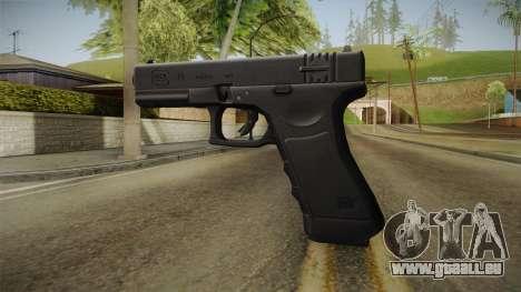 Glock 18 pour GTA San Andreas deuxième écran