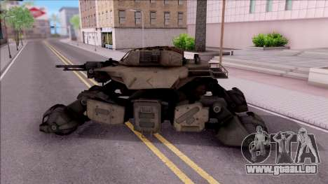 Mobile Art-Installation COD: Advance Warfare pour GTA San Andreas laissé vue