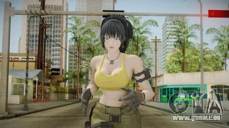 The King of Fighters XIV - Leona pour GTA San Andreas