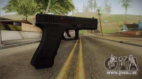 Glock 17 3 Dot Sight pour GTA San Andreas deuxième écran
