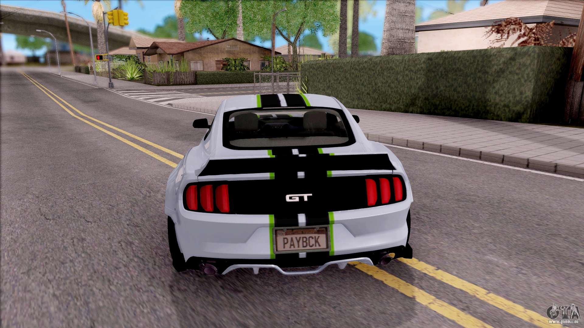 ford mustang 2015 need for speed payback edition pour gta san andreas. Black Bedroom Furniture Sets. Home Design Ideas
