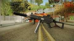 MP5 Grey Chrome