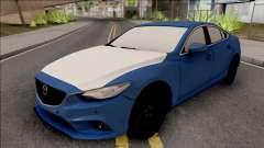Mazda 6 Standard 2015