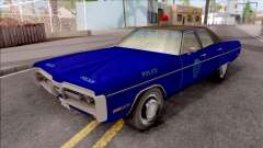 Plymouth Fury 1972 Housing Authority Police pour GTA San Andreas