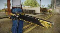 W40K: Deathwatch Chain Sword v2 pour GTA San Andreas