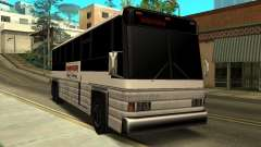 New Coach MFR Tuning 4X4 für GTA San Andreas