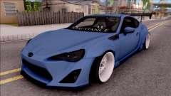 Toyota GT86 für GTA San Andreas