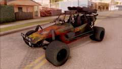 Chenowth FAV from Mercenaries 2: World in Flames pour GTA San Andreas