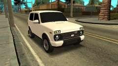 Niva Urban Armenia für GTA San Andreas