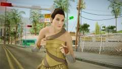 Wonder Woman (Amazon) from Injustice 2 für GTA San Andreas