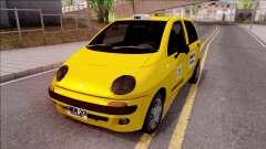 Daewoo Matiz Taxi