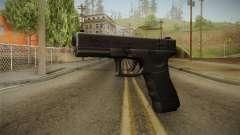Glock 18 3 Dot Sight Blue