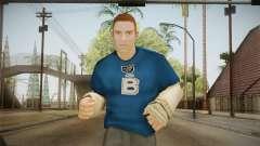 Juri Karamazov from Bully Scholarship pour GTA San Andreas