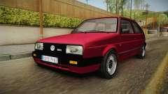 Volkswagen Golf Mk2 J