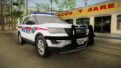 Ford Explorer 2016 YRP für GTA San Andreas