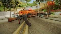 AKM Assault Rifle v1 für GTA San Andreas