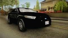 Ford Taurus Stealth 2016 YRP pour GTA San Andreas